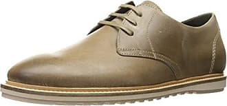 Wolverine 1883 Mens Kirk Oxford, Taupe Leather, 10.5 M US
