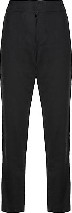 Natori Calça com bordado - Preto