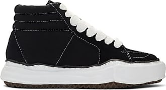 7a45daa5c18 Miharayasuhiro Black Original Sole High-Top Sneakers