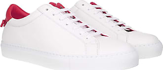 Givenchy Sneakers - Urban Street Sneaker White/Red - white - Sneakers for ladies