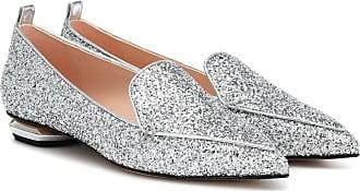 Nicholas Kirkwood Beya glitter loafers