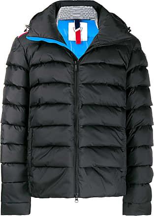 Rossignol zipped padded jacket - Black