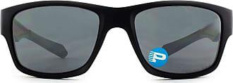 1df5ab2ac1 Oakley Óculos de Sol Oakley Jupiter OO9135 Preto Fosco Polarizado Lente  Espelhada