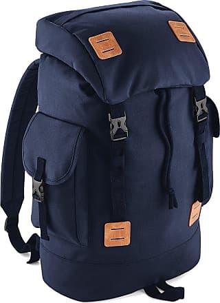 BagBase Urban Explorer 27 Litre Backpack - Black, Red, Gre - Military Green/Tan