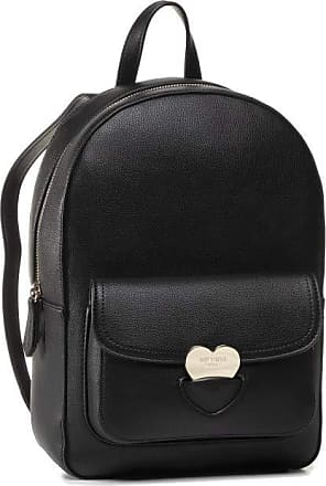 Twin-Set Twin Set my twin backpack with heart 201MO8112 black