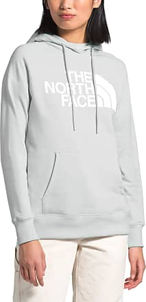 The North Face The North Face Womens Half Dome Pullover Hoodie, Tin Grey, XXL