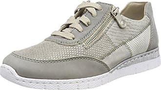 Rieker M6012, Sneakers Basses Femme: : Chaussures