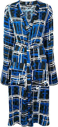 House Of Holland Chemise xadrez - Azul