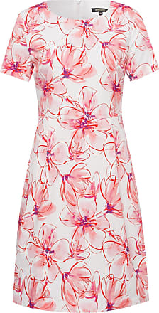 More & More CO Satin Printed Dress Active
