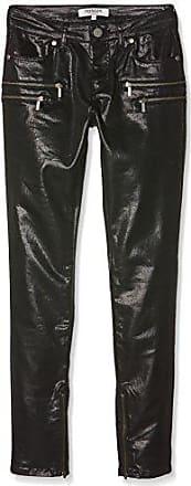 2d8a3b8bd606 P Jean Slim Femme Noir 40 (Taille Fabricant  T40