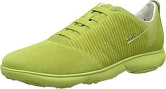 a9540c01 Geox U Nebula F, Zapatillas para Hombre, Verde (Lime Greenc3015), 45
