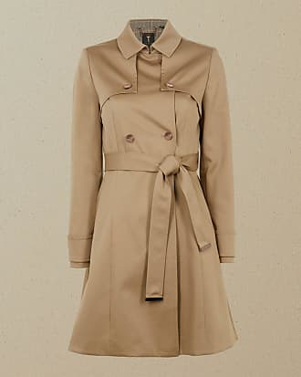Ted Baker Trenchcoat Aus Baumwolle In A-linie