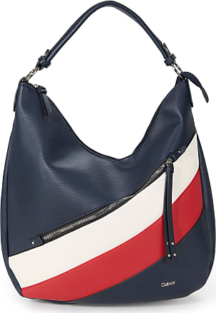 Gabor Faux leather bag in nautical style Gabor Bags multicoloured