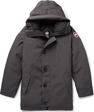 Canada Goose Chateau Shell Hooded Down Parka - Anthracite