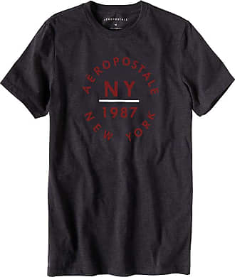 Aéropostale Camiseta Aeropostale Tamanho:P;Cor:Cinza