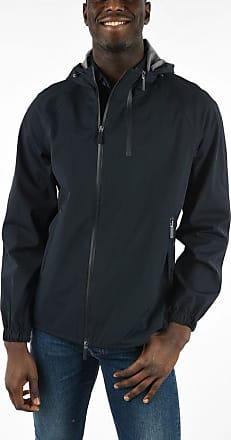 Armani EMPORIO Hooded Windbreaker Jacket size L