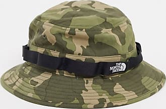 The North Face Class V Brimmer - Anglerhut mit Military-Muster-Grün