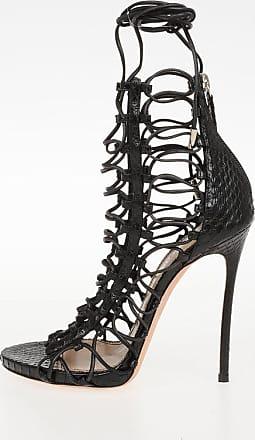 Dsquared2 Ayers Leather ARASHI Sandals 12cm size 39