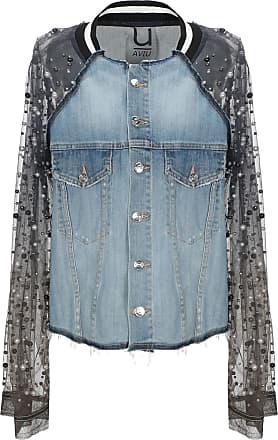 U di Aviu JEANS - Capispalla jeans su YOOX.COM
