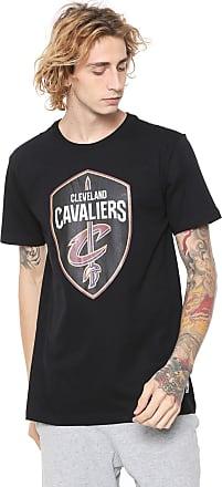 NBA Camiseta NBA Cleveland Cavaliers Preta