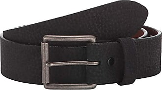 Torino Leather Co Mens 38mm Distressed Waxed Harness w//Antique Nickel Brown 40