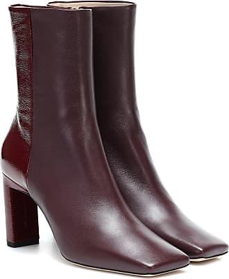 Wandler Ankle Boots Isa aus Leder