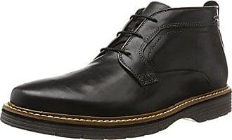 Leather Classiques Homme 42 Newkirk 5 GTX Up Black Clarks Bottes EU Noir w478qWxFa