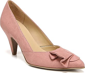 Naturalizer Womens Molly Pointed Toe Classic Pumps, Peony Pink, Size 8.5 US / 6. US