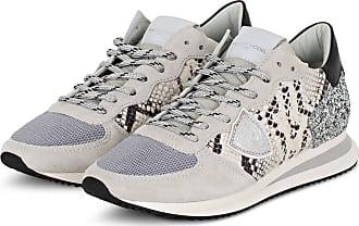 Philippe Model Sneaker TRPX TROPEZ - HELLGRAU/ SILBER