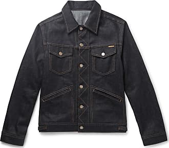 Tom Ford Denim Jacket - Blue