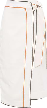 Dress To Saia Midi Luz - Off White