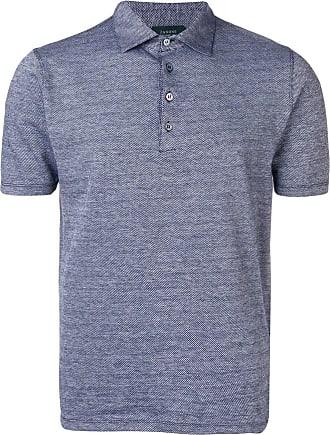 Zanone Camisa polo - Azul