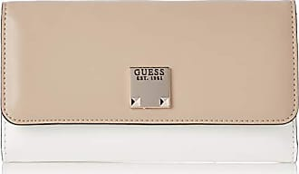 0843b4869 Guess Lenia Slg Pocket Trifold, Mujer, Multicolor (Stone Multi), 19x11x1 cm