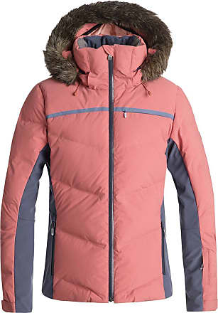 Roxy Snowstorm - Quilted Snow Jacket for Women - Quilted Snow Jacket - Women