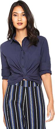 Colcci Camisa Colcci Comfort Azul-marinho a88de91a3ca01