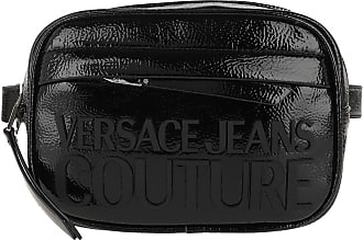 Versace Jeans Couture Belt Bags - Belt Bag Squared Black - black - Belt Bags for ladies