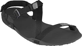 Xero Shoes Z-Trek - Womens Minimalist Barefoot-Inspired Sport Sandal - Hiking, Trail, Running, Walking Black Size: 9 Wide