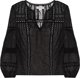 Velvet Pia cotton blouse