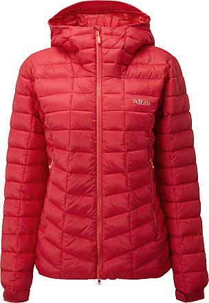 RAB Womens Nebula Pro Jacket Ruby