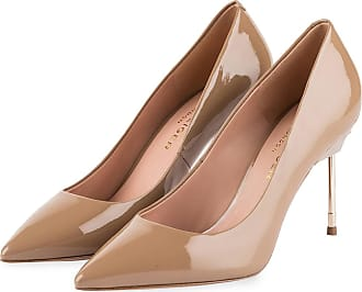 Kurt Geiger Lack-Pumps BRITTON - BEIGE