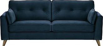 SLF24 Magnus 3 Seater Sofa-Velluto 11