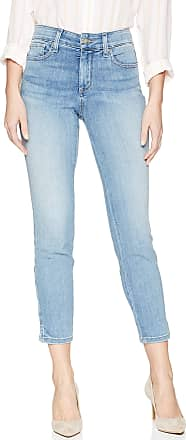 NYDJ Womens Ami Skinny Ankle with Clean Slit Jeans, Dreamstate, XXX-Small