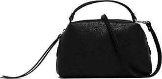 Gianni Chiarini small size alifa hand bag color black