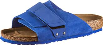 Birkenstock Kyoto Sandalen Herren in ultra blue, Größe 44