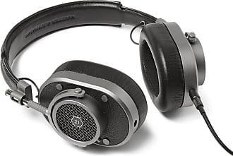 Master & Dynamic Mh40 Leather Over-ear Headphones - Black