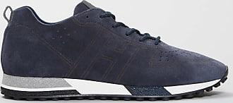 Rabaini Hogan - Sneakers laserata - Blu