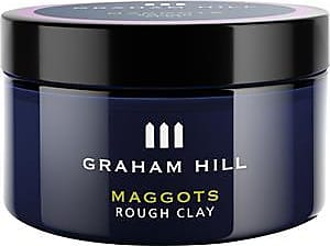 Graham Hill Skin care Styling & Grooming Maggots Rough Clay 75 ml