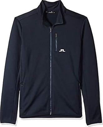 J.Lindeberg Mens Truuli Midlayer Jacket, JL Navy Small