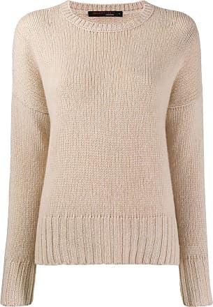 Incentive! Cashmere drop shoulder jumper - Neutro