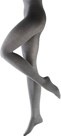 Falke Falke Tights Soft Merino Pack of 2 - Grey - Small